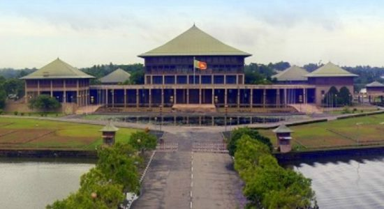 Parliament expected to be dissolved tonight