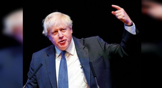 UK Prime Minister Boris Johnson tests positive for COVID-19