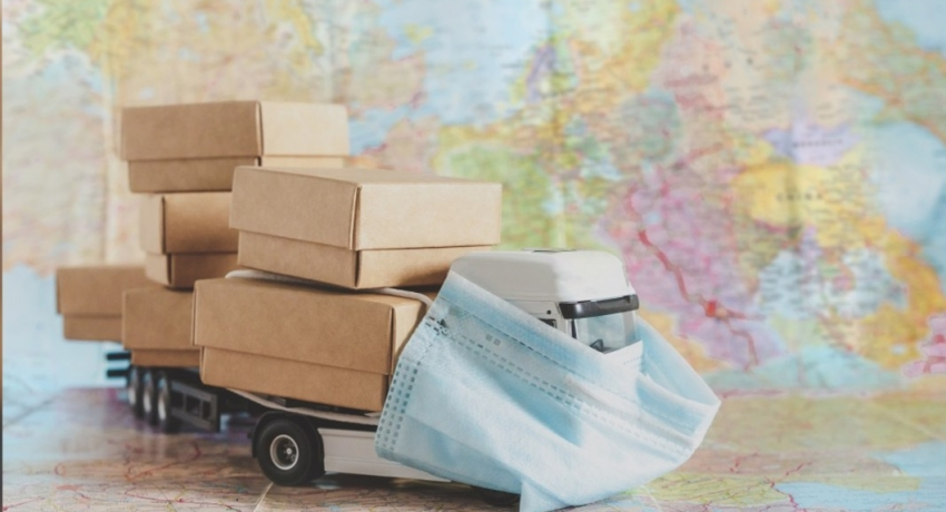 Can parcels & packages carry Covid -19? Experts say No!