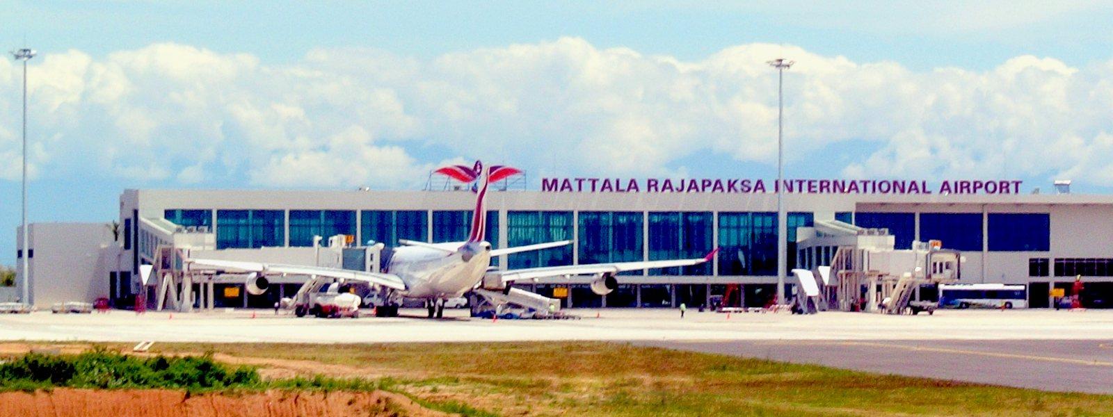 Mattala becoming hot spot for ship crew transfers