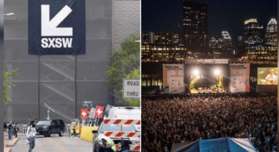 SXSW festival canceled amid coronavirus outbreak
