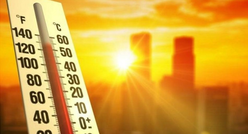 "Met. Dept. issues ""extreme caution"" on heat level"
