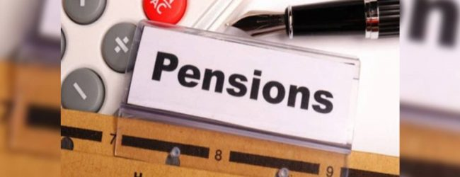 Payment of pensions to be completed by April 6