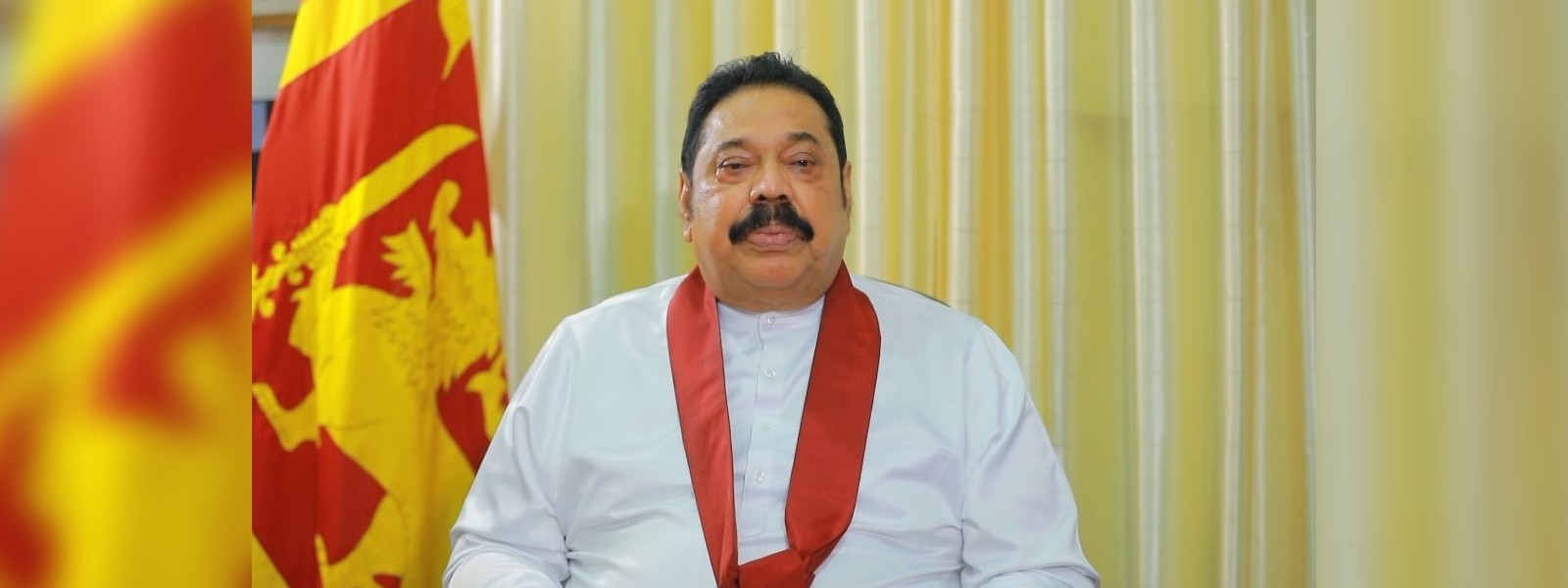 Prime Minister Mahinda Rajapaksa issues May Day message