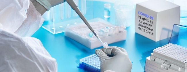 Sri Lanka to boost its PCR testing capacity to combat COVID-19