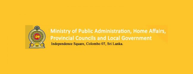 Special circular on resuming state sector services to be released next week