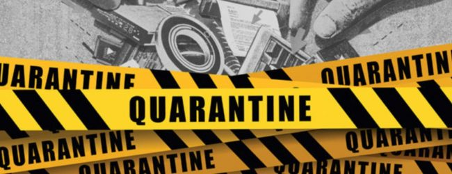 2696 people continue to remain in quarantine facilities