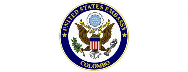 US donates USD 1.3 million to Sri Lanka