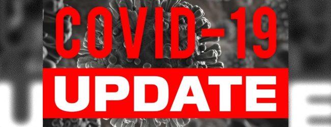 Three new COVID-19 patients