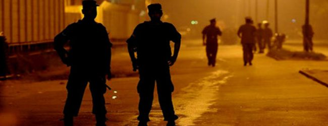More than 1800 curfew violators arrested