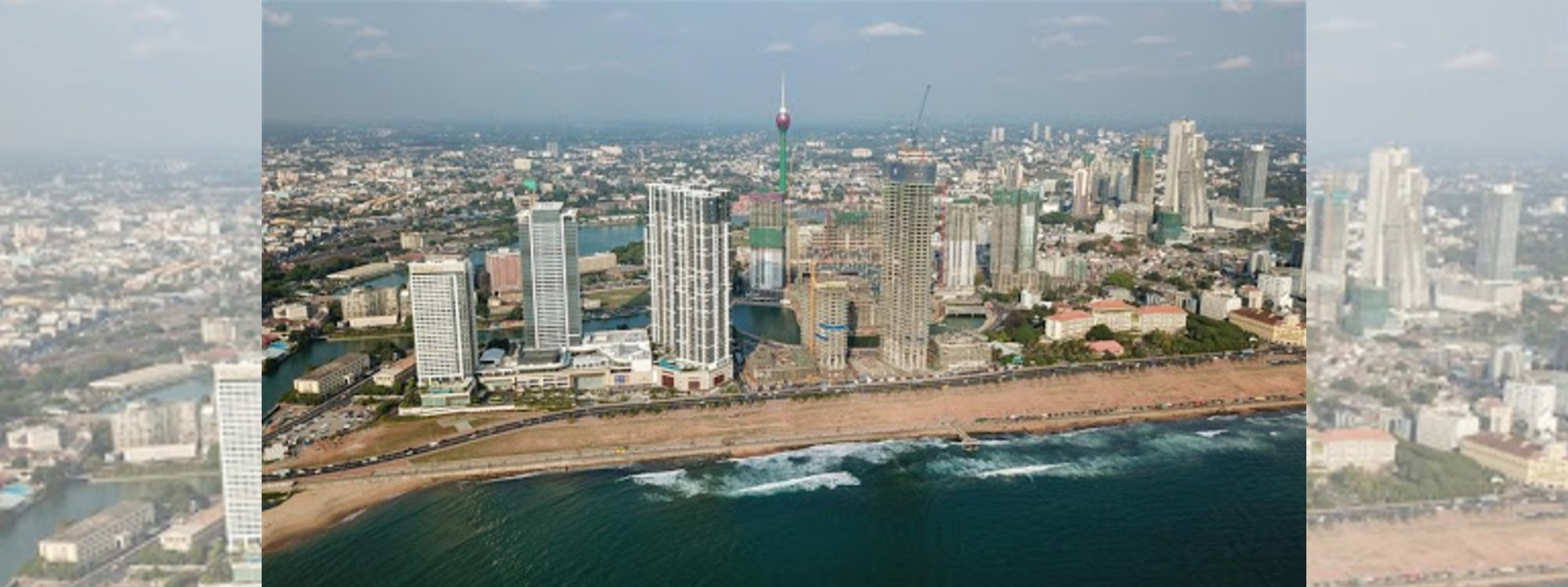 Air Quality Index of Colombo reaches Good Level