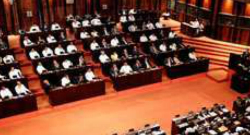 Opposition lawmakers denounce swearing in of MP Premalal Jayasekara