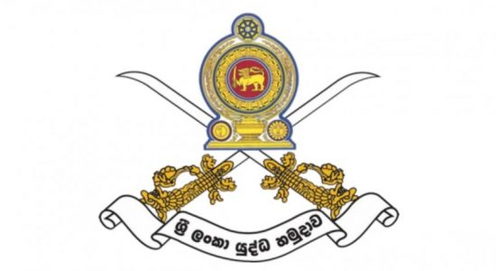 Sri Lanka Army replaces Police to maintain external security of Parliament