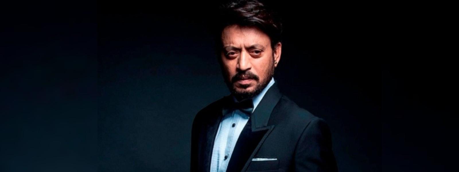 Bollywood actor Irrfan Khan dead at 53