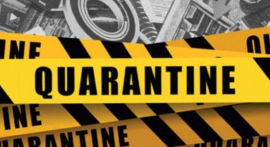 60 people in Puttalam sent for quarantine