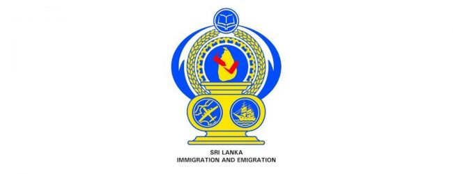 Immigration and Emigration Dept. removed from defence ministry's purview