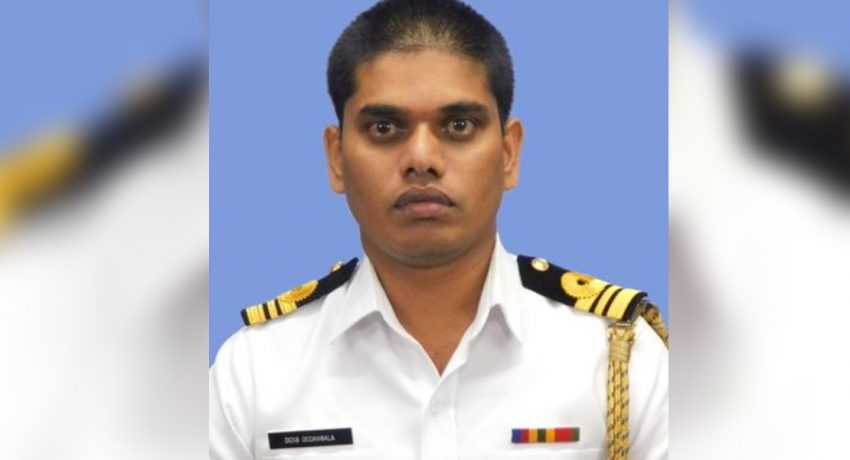 Sri Lanka Navy issues statement on the death of a Navy officer at the Welisara Navy Camp
