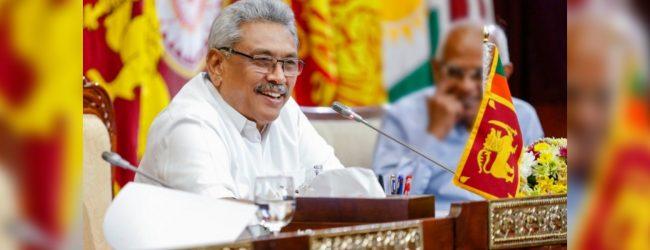President, PM holds talks with the Samagi Jana Balawegaya