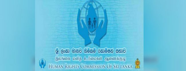 Sri Lanka Human Rights commission: police violate constitution by arresting social media critics