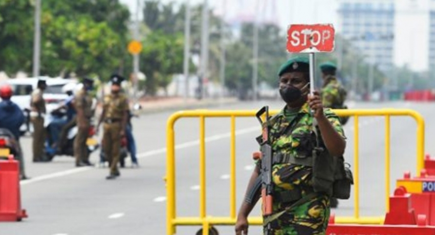 More than 41,500 arrested, since curfew was imposed, for violations