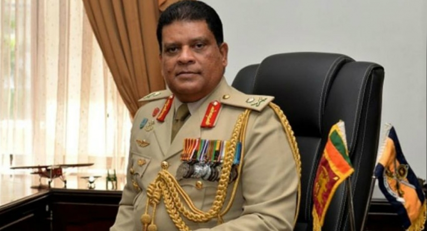 Army Commander Lt. Gen. Shavendra Silva calls on People to be Cautious when Going Out