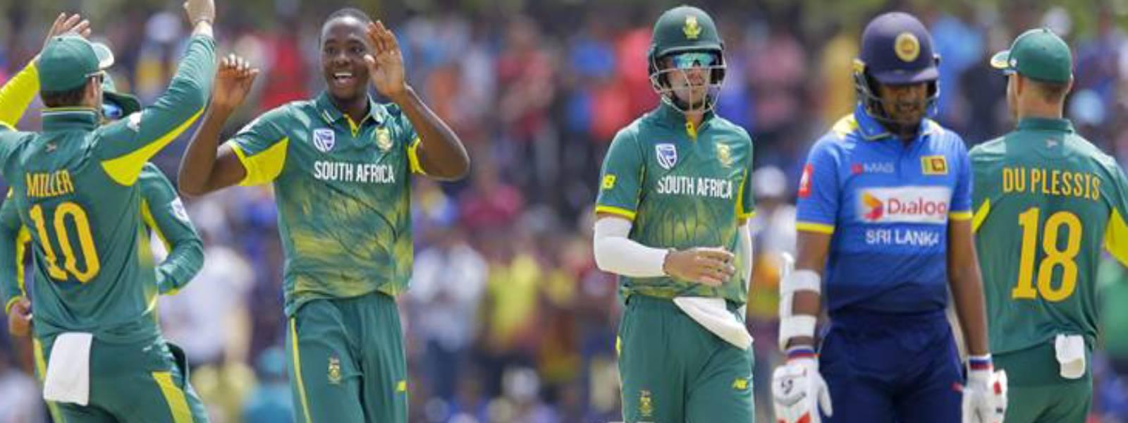 South Africa's tour to Sri Lanka postponed : SLC