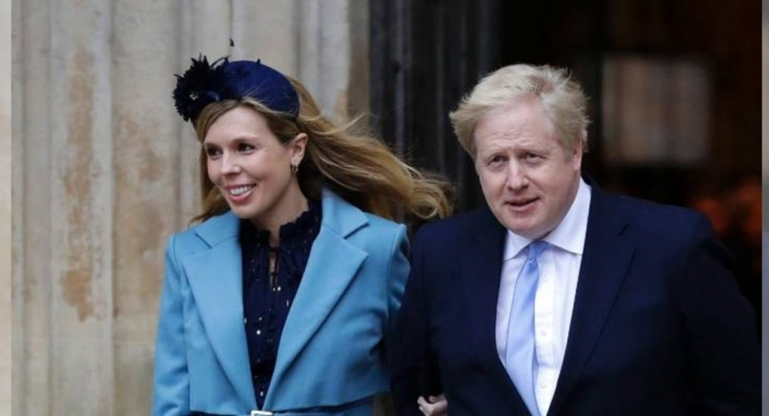 U.K. Prime Minister's new born baby attratacts more attention amid COVID-19