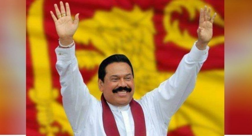 """""""I will not force to reopen schools or conduct the election""""- PM Mahinda Rajapaksa"""