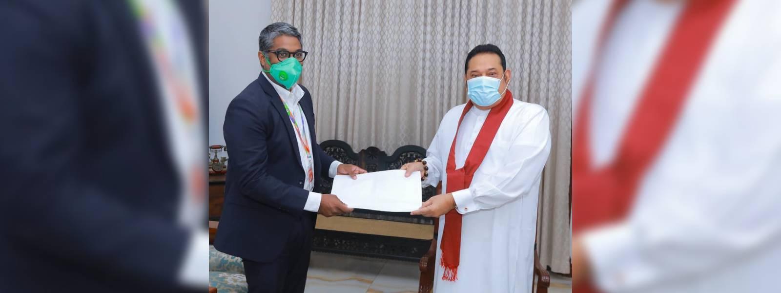 Alibaba Foundation, Jack Ma Foundation donate testing kits to Sri Lanka