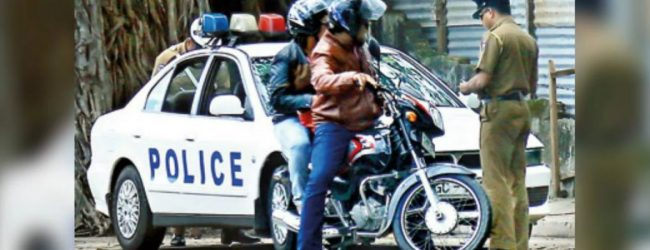 Grace period to pay motor traffic fines