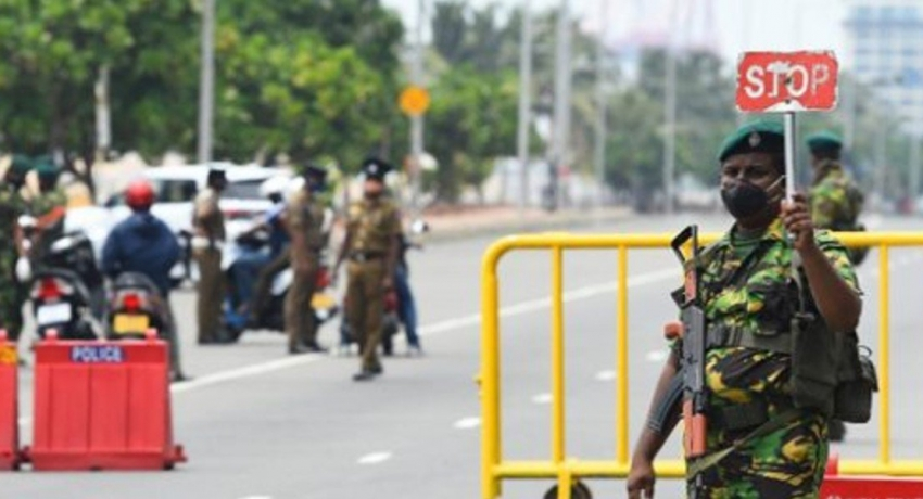 Sri Lanka declares island-wide curfew from tomorrow