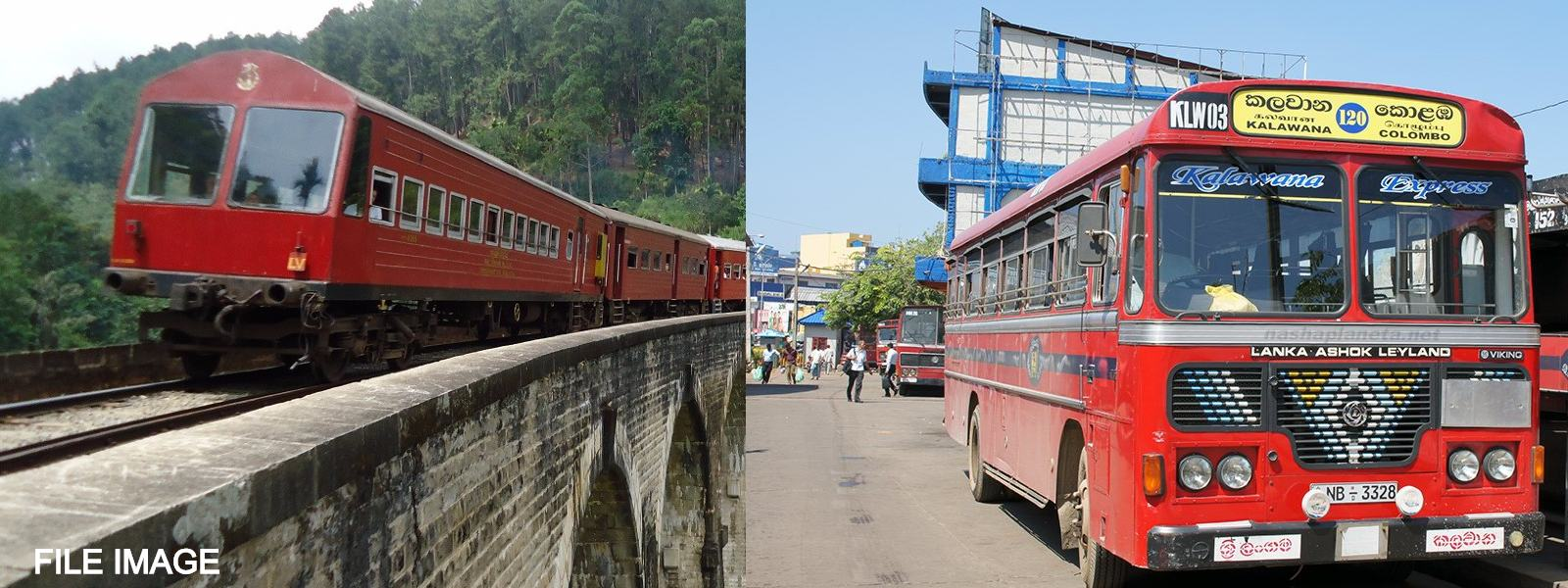 Transportation Services in Colombo restricted