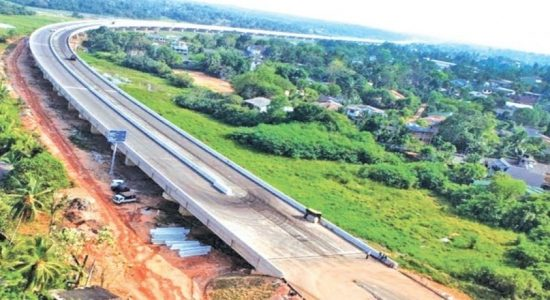 Rs. 31.7 billion loan to recommence construction of the Central Expressway