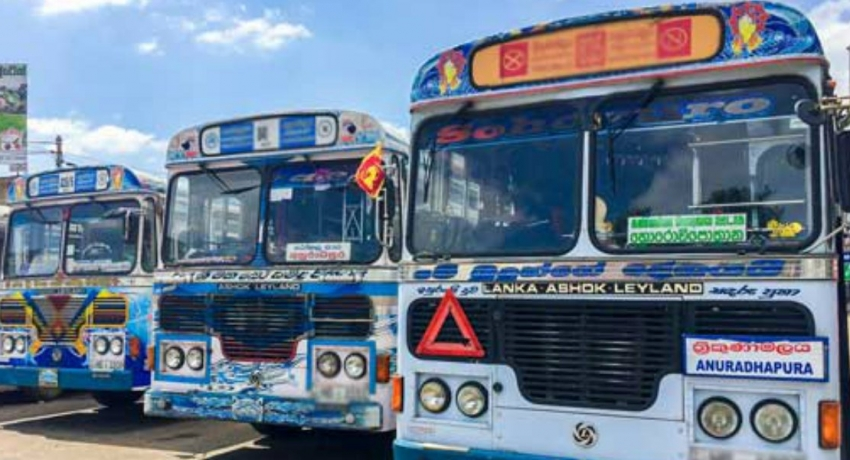 Inter-Provincial bus services resume operations on 26th May