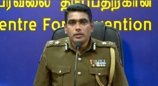 DIG Ajith Rohana elaborates on the relaxation of curfew while quarantine laws are still in effect
