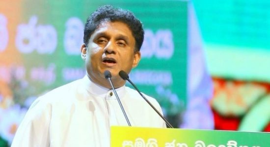 Sajith hits out at Mt. Lavinia beach project ; urges more relief for the people