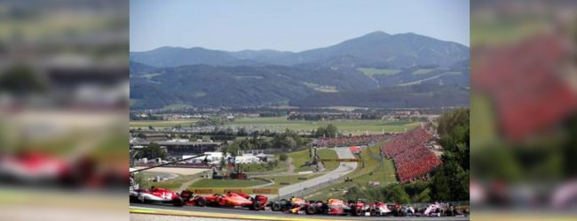 Austrian Grand Prix to start off F1 Season