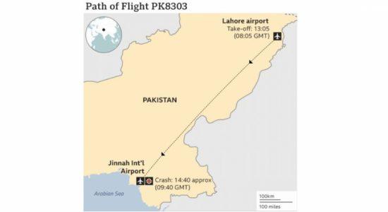 Pakistan plane crash: 37 fatalities confirmed