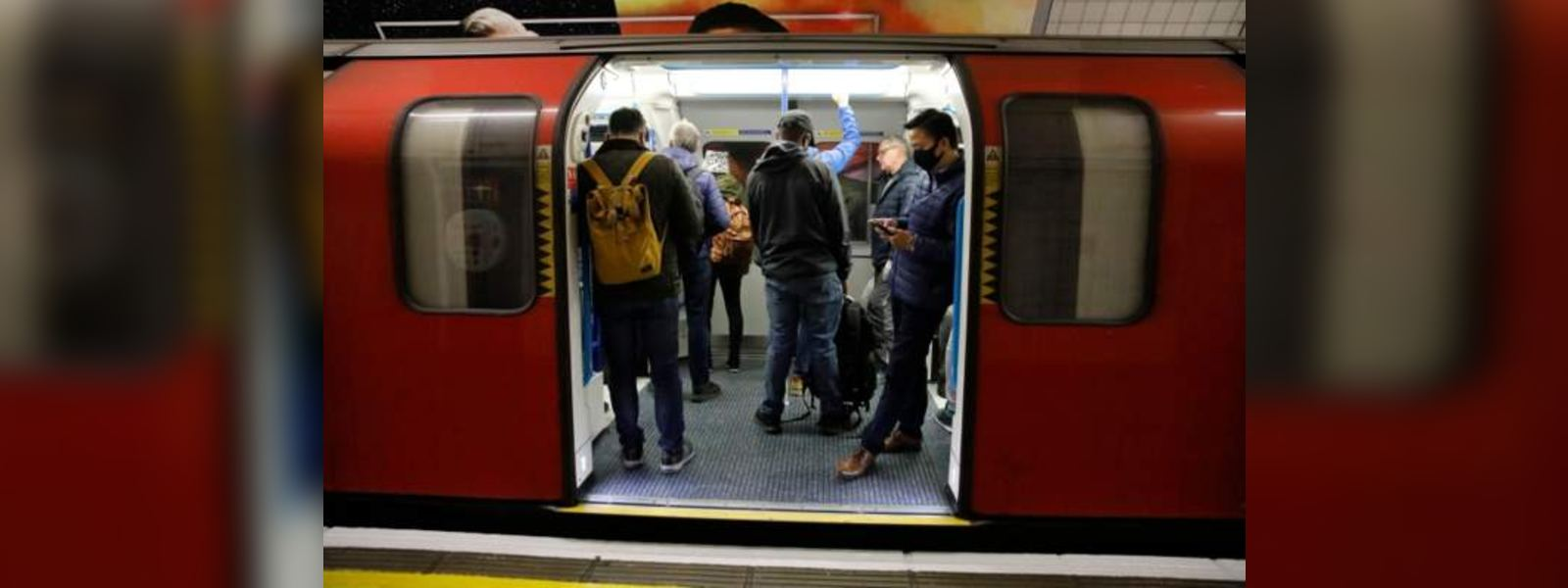 Number of passengers using the London Underground Transport increases