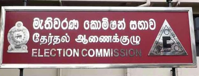 National Election Commission is to meet regarding the election