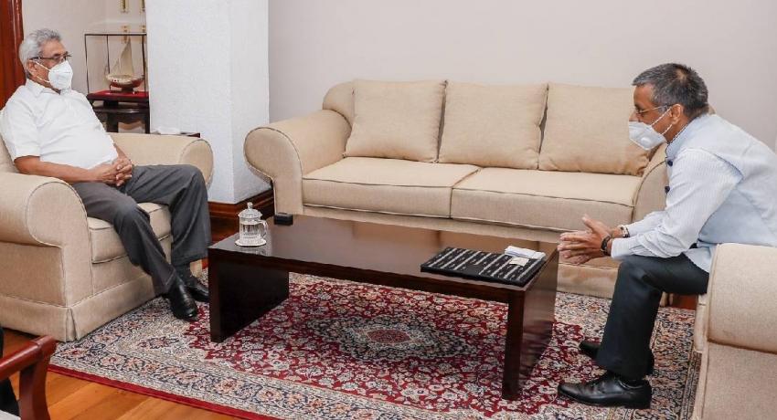 India pledges to support Sri Lanka's economic recovery