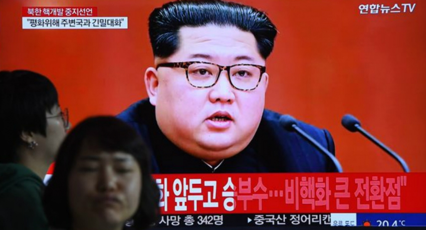 South Korea spy agency says no signs North Korea's Kim received heart surgery: Yonhap