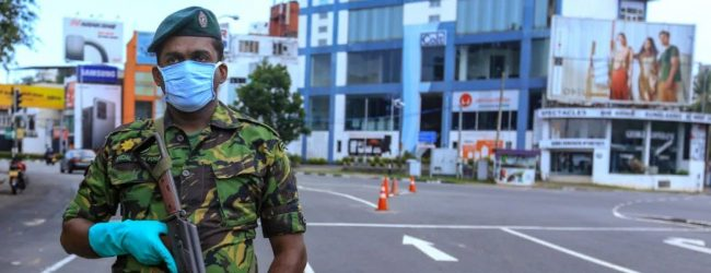 Curfew in Colombo to be lifted after 2 months: Island-wide curfew from 10 pm to 4 am.