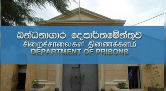 Selected inmates to be released on Vesak