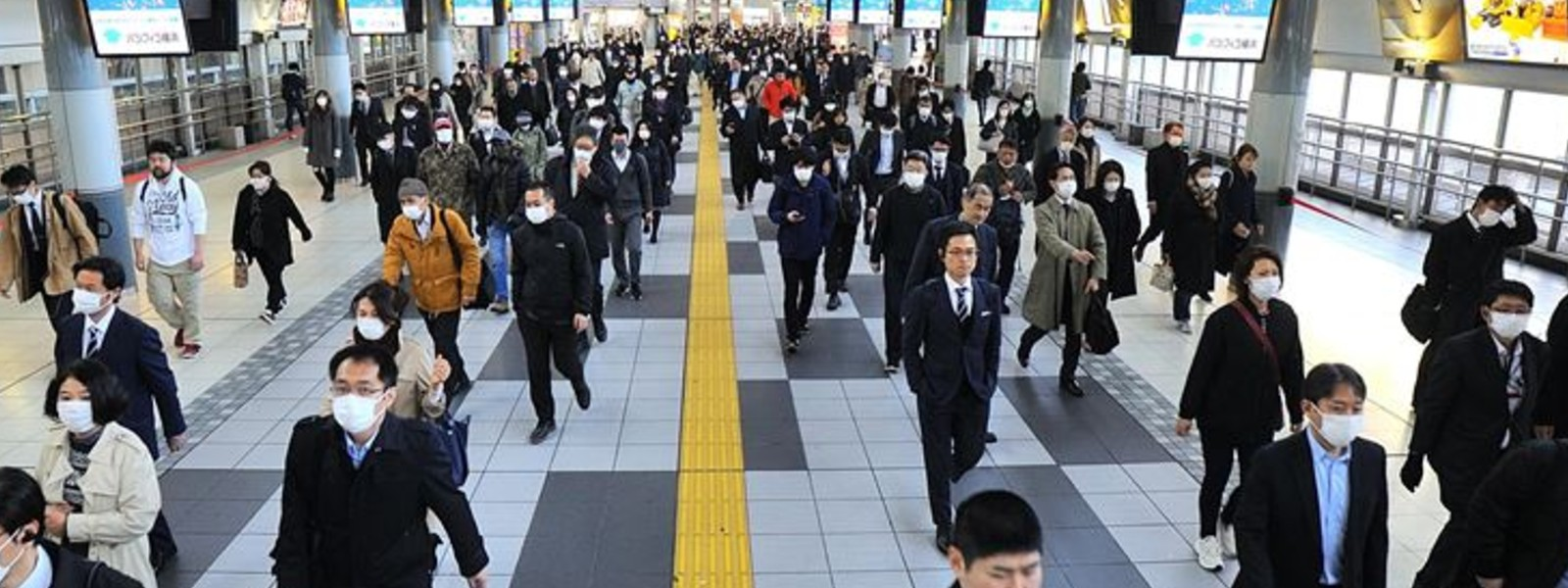 Japan has lifted its state of emergency, having brought the virus under control