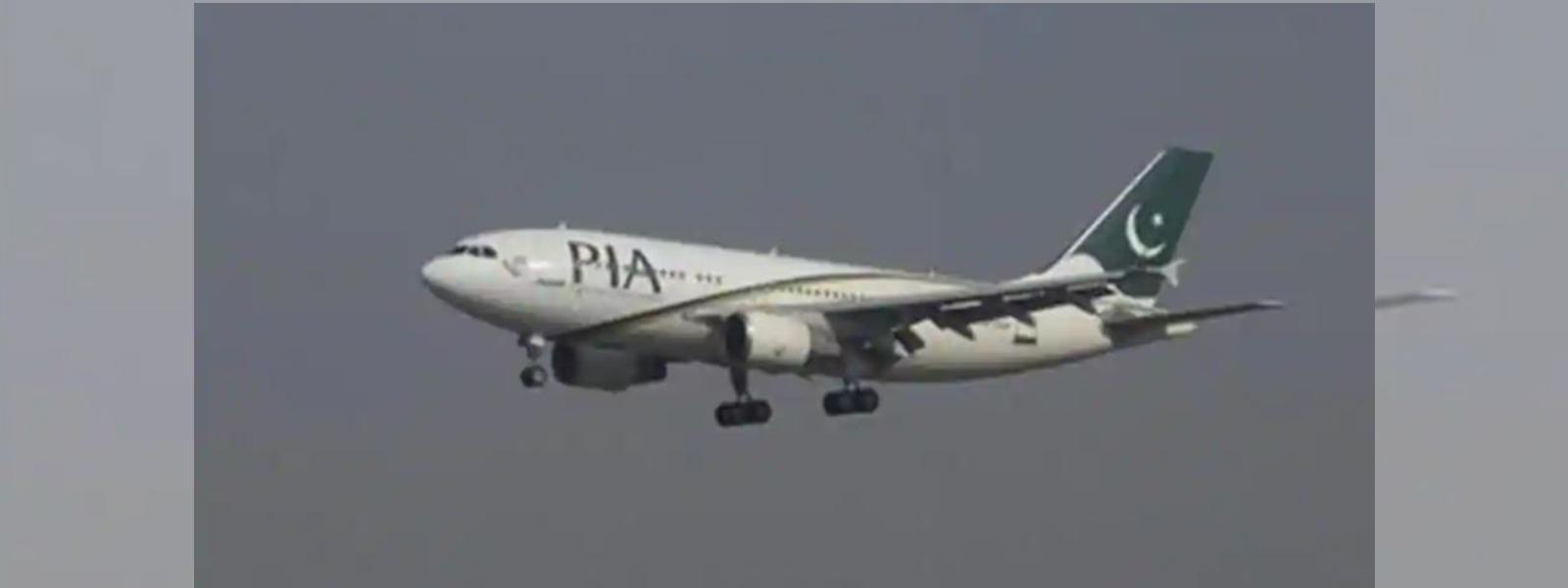 Pakistan International Airlines passenger flight crashes in Karachi