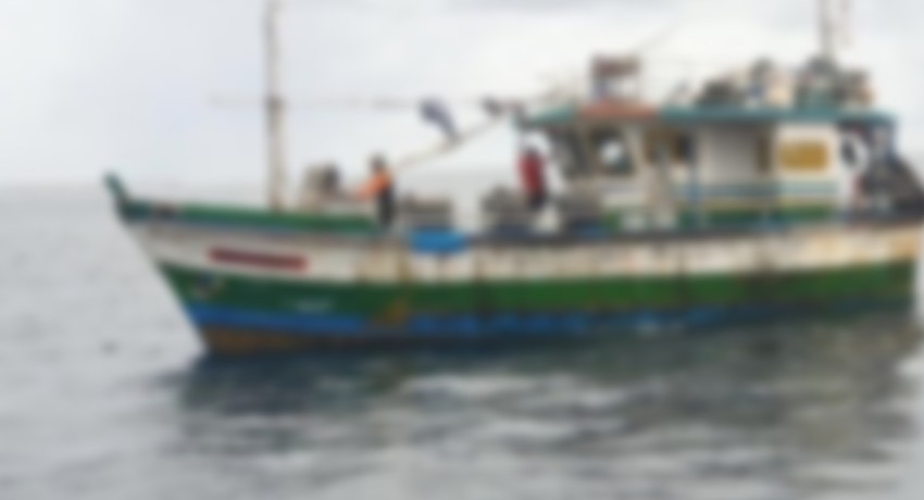 Sri Lankan fishing boats drifting towards Indonesia due to effects from Amphan