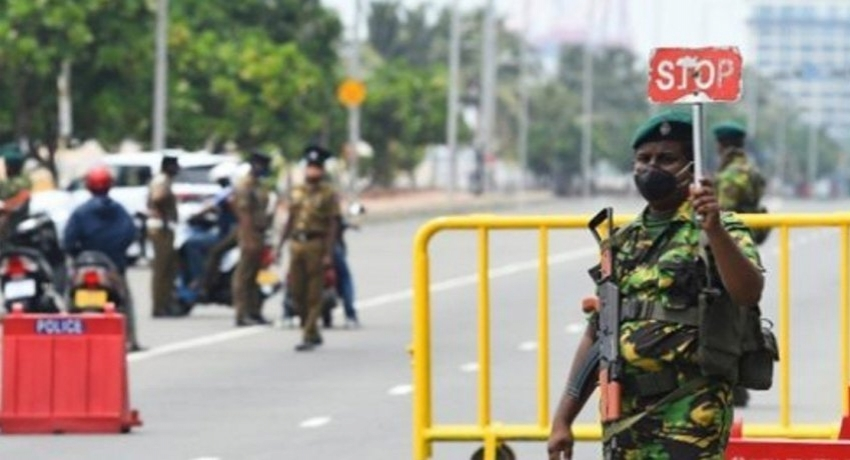 Curfew in the Districts of Colombo and Gampaha will continue until further notice