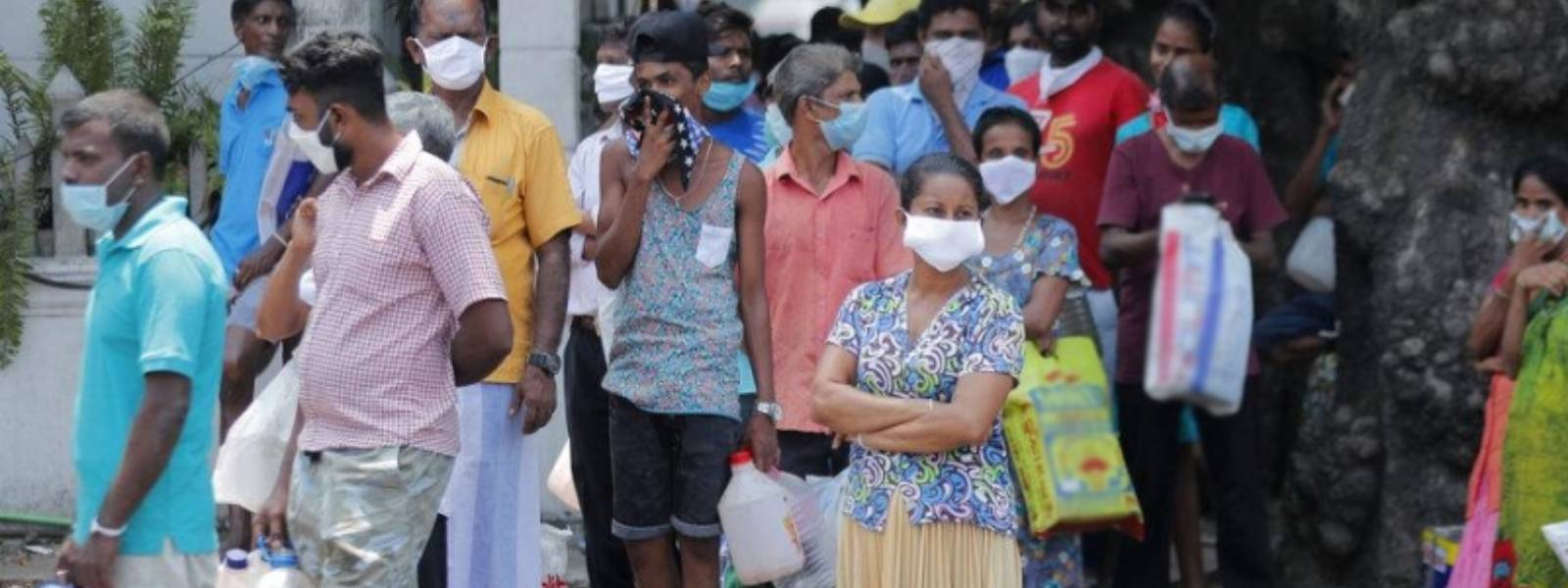 People urged to reserve masks for healthcare workers
