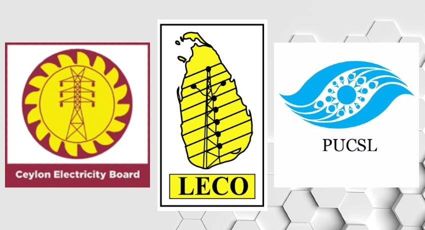 CEB and LECO to follow PUCSL guidelines in preparing monthly electricity bills